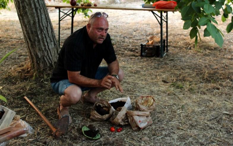 agricoltura biologica, biodinamica, fertilità del suolo, Antonio Capriglia