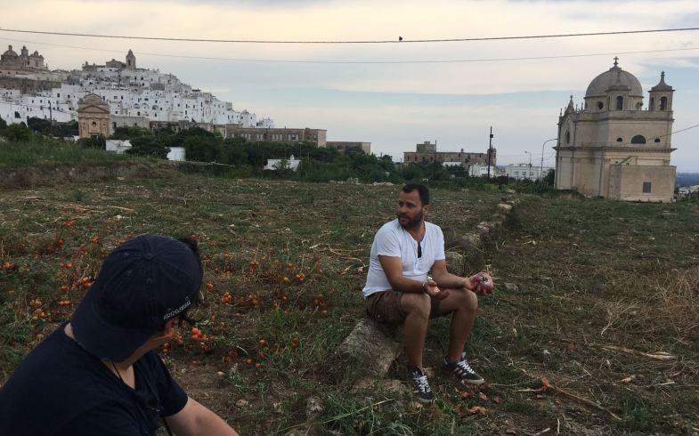 """Presentazione video """"Human's landscape"""" del Parco Dune Costiere"""