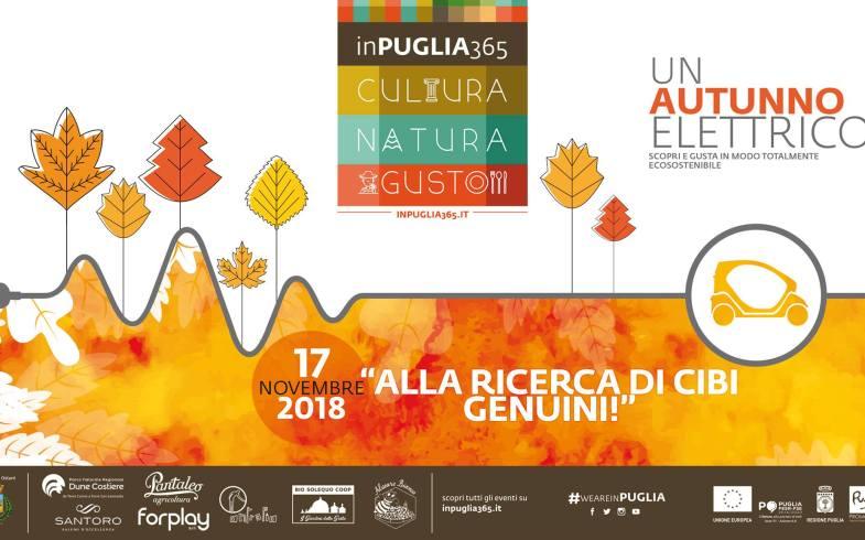 [:it]ALLA RICERCA DEI CIBI GENUINI – InPuglia365 CON FOR PLAY[:]