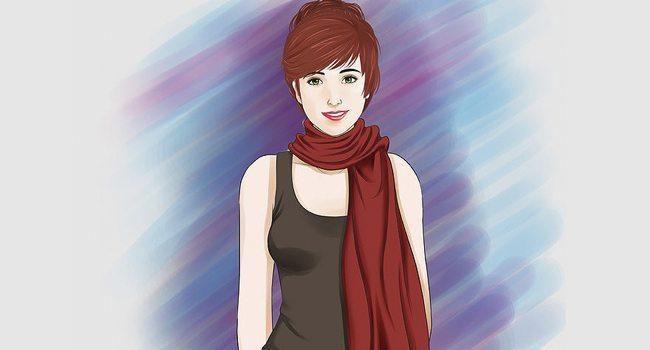 10 métodos estilosos para amarrar uma echarpe cachecol lenco 5 2