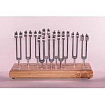Planetary Tuners (Weighted, Set of 11 with Wooden Display)