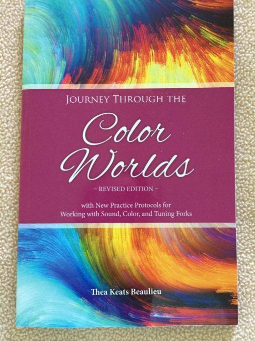 Journey through the Color Worlds revised edition