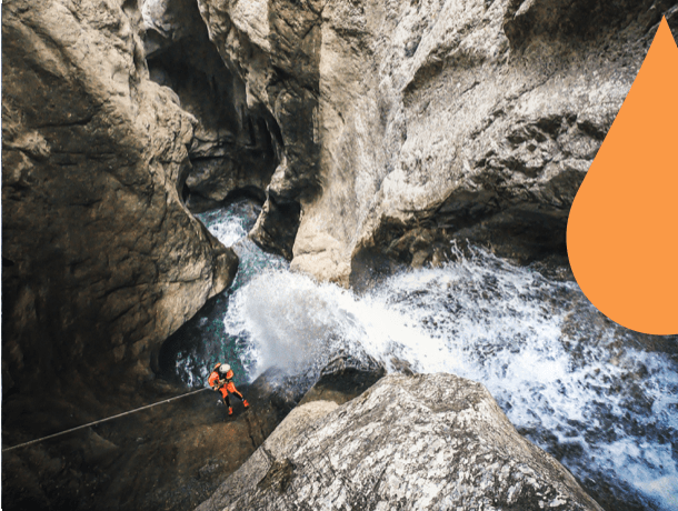 canyoning aventure vercors