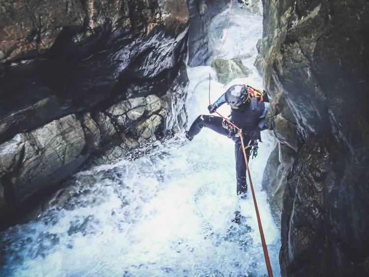 formation canyoning extreme