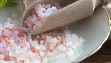 W soli kamiennej antyzbrylacz nie występuje