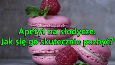 Apetyt na słodycze: jak się go pozbyć?