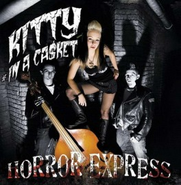 kitty in a casket - Horror Express
