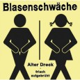 Passendes Artwork, was die quasi Best-of der Deutschpunkband Blasenschwäche hier mitbringt, aber auch ein wenig schlicht und, ich muss das hier einfach sagen, ich finde es nicht wirklich schön. Es […]