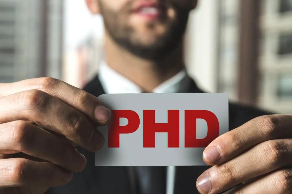 Ph.D. program