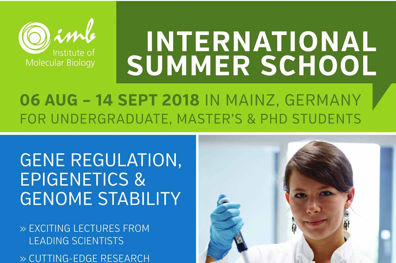International Summer School