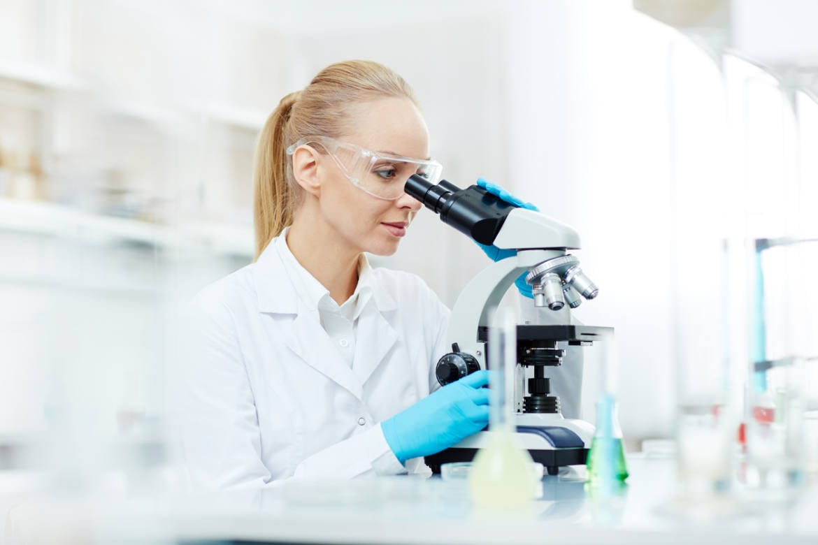 Microbiology Research Assistant