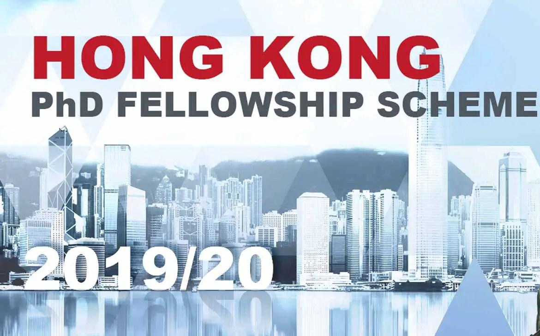 Hong Kong PhD Fellowship
