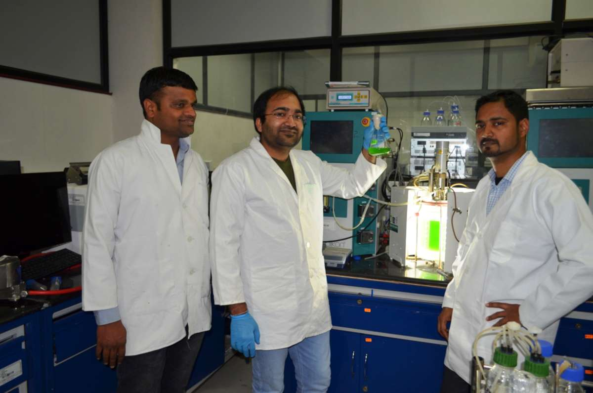 ICGEB scientists producing biofuel from engineered microorganisms