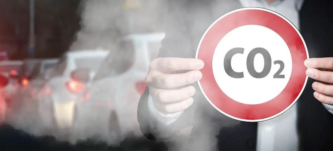Silver Lining of Coronavirus- CO2 levels fall