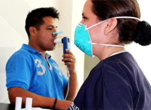 centro medico en quito Centro Médico en Quito servicio espirometria ocupacional