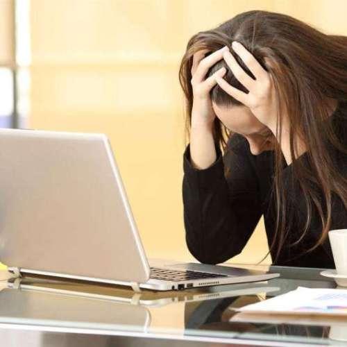 TOP 5 Principales Enfermedades del trabajo  TOP 5 Principales Enfermedades del trabajo estres laboral