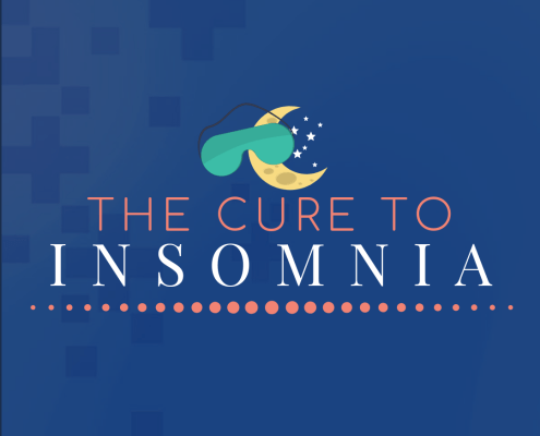 the cure to insomnia