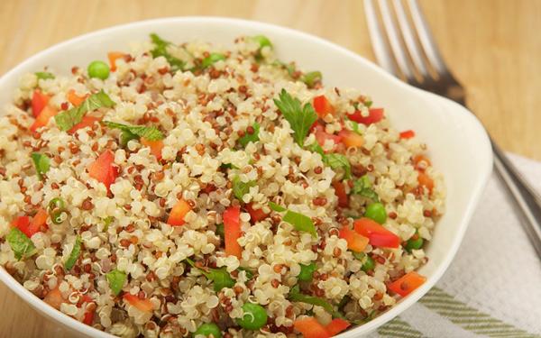 Ensalada de quinoa
