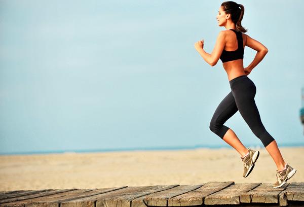 Practicar ejercicio pone de mejor humor