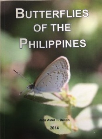 Jade Aster Badon has written a spectacular field guide to the Butterflies Philippines (Mariposa Press)