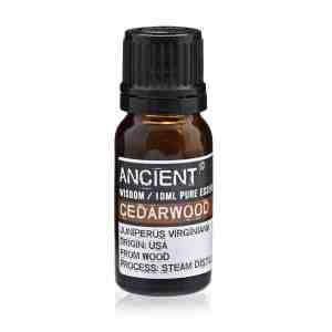 Cedarwood Essential Olie