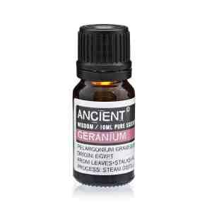 geranium essentiel olie