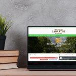 Domaine de Labarthe – Boutique e-commerce