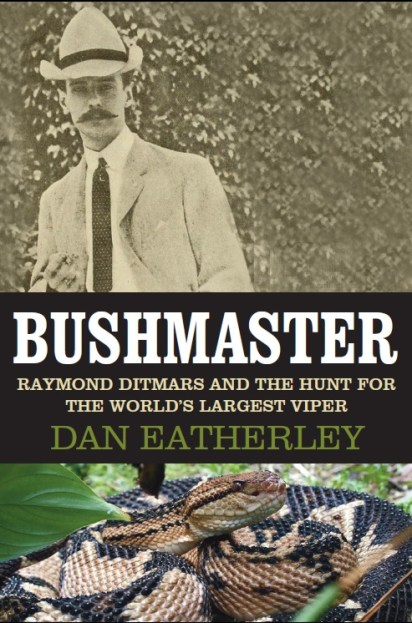 Bushmaster book cover