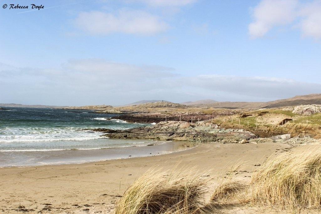 West of Ireland beach (Photo by Rebecca Doyle)