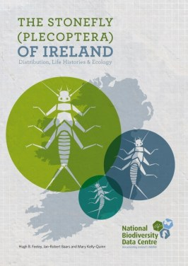 The Stonefly (Plecoptera) of Ireland – Distribution, Life Histories & Ecology by Hugh Feeley - Cover