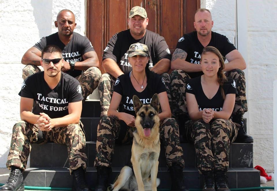 Marine Anti Abolone Poaching Rangers