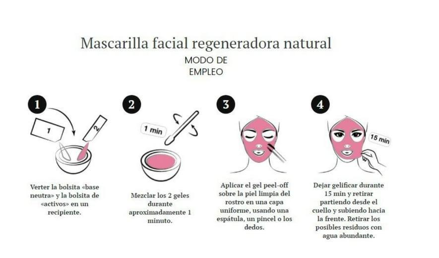 Cómo aplicar mascarilla facial correctamente