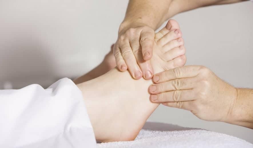 Cómo aliviar los pies cansados