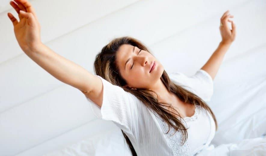 Cómo despertarse con buena cara