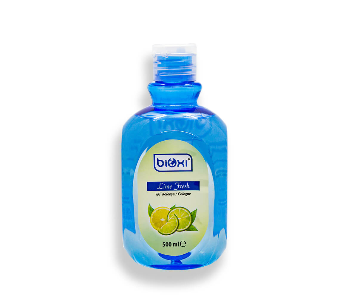 Bioxi Limon Kolonyası 500