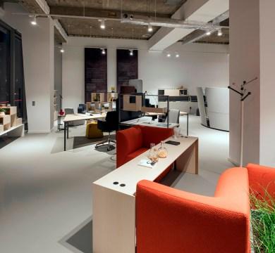 DEU, Deutschland, Duesseldorf, Showroom der tuerkischen Firma Ko