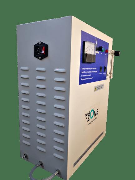 Aquazone or Airzone ozone generator systems