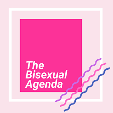 The Bisexual agenda podcast cover art