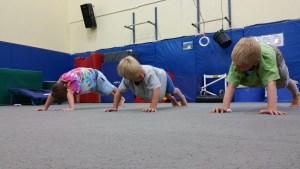 Gymnastics - Intermediate Boys