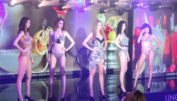 Collection Premiere Moscow & Lingerie Show-Forum / Summer 2017