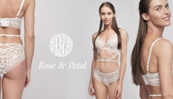 Rose&Petal Lingerie Collection SS2021