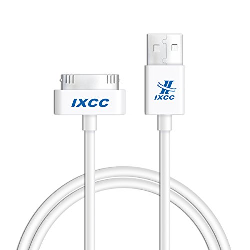 iPad Charger, 2 Pack 5 Feet Long Certified 30-Pin USB