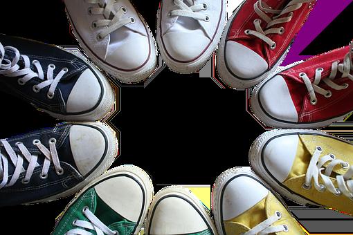 Spor Ayakkabılar Nasıl Temizlenir?