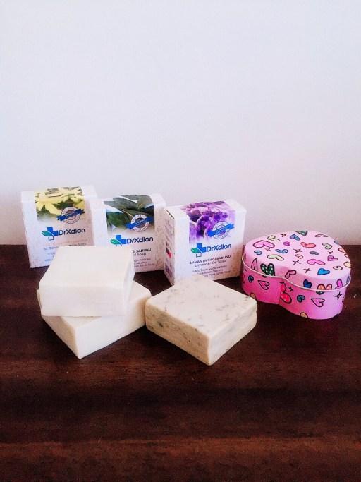 Drxdion El Yapımı Doğal Sabunlar