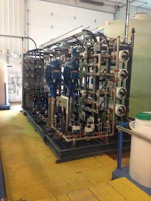 Horizon North Caps Wastewater Reclamation