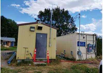 Treatment Plant Middle River BC
