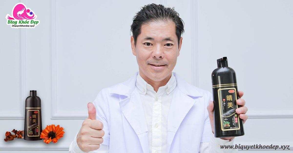 Review dầu gội Komi Nhật Bản chính hãng