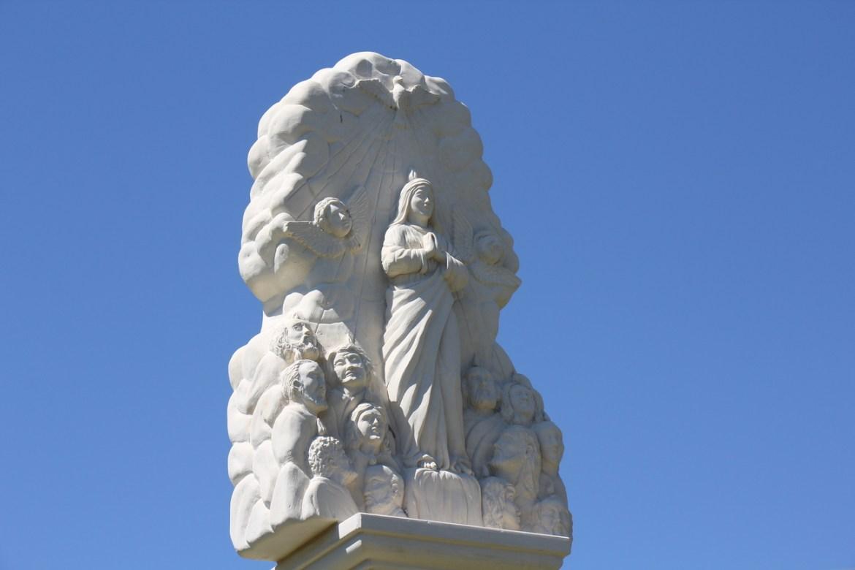 Marijin put: Slavna otajstva, III. postaja - Silazak Duha Svetoga na apostole