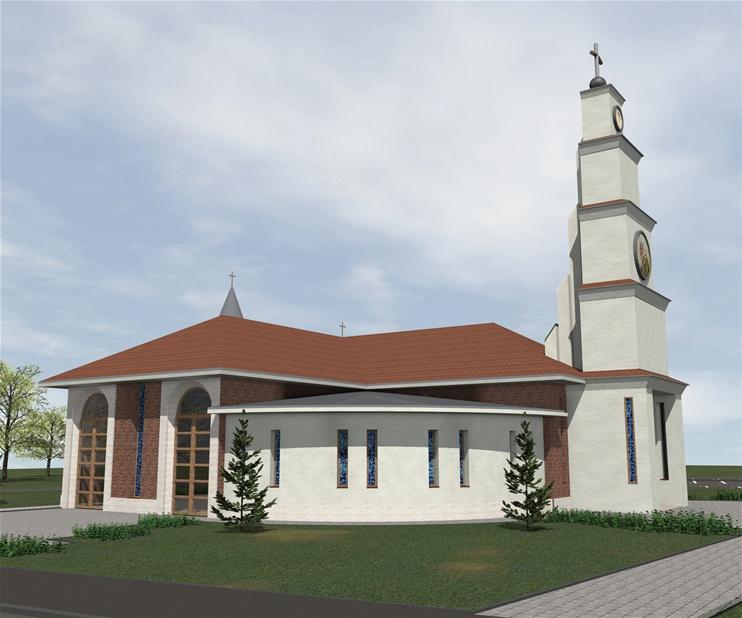 Crkva sv. Ivana Pavla II., pape u Poznanovcu