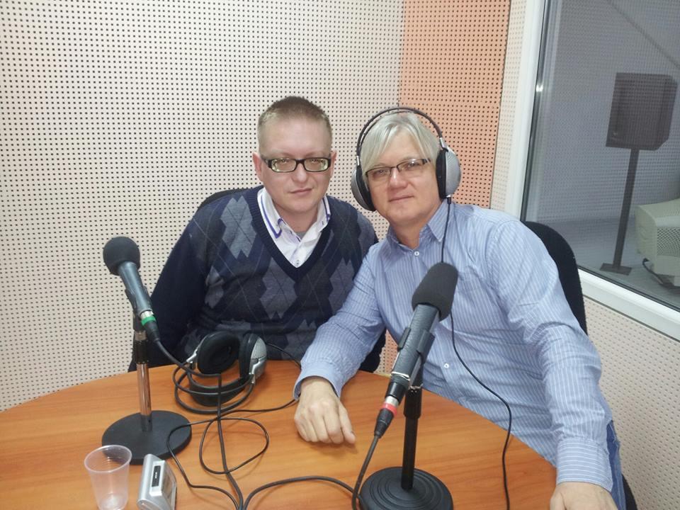 Na radnom zadatku. Radijska emisija s gostom pjevačem Mirkom Švendom Žigom.